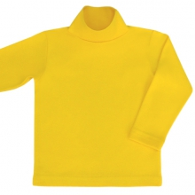 Водолазка желтая