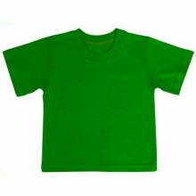 Футболка тёмно зеленая